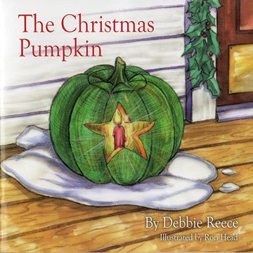 The Christmas Pumpkin by Debbie Reece