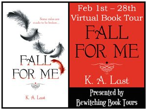 Fall For Me by KA Last Tour Button
