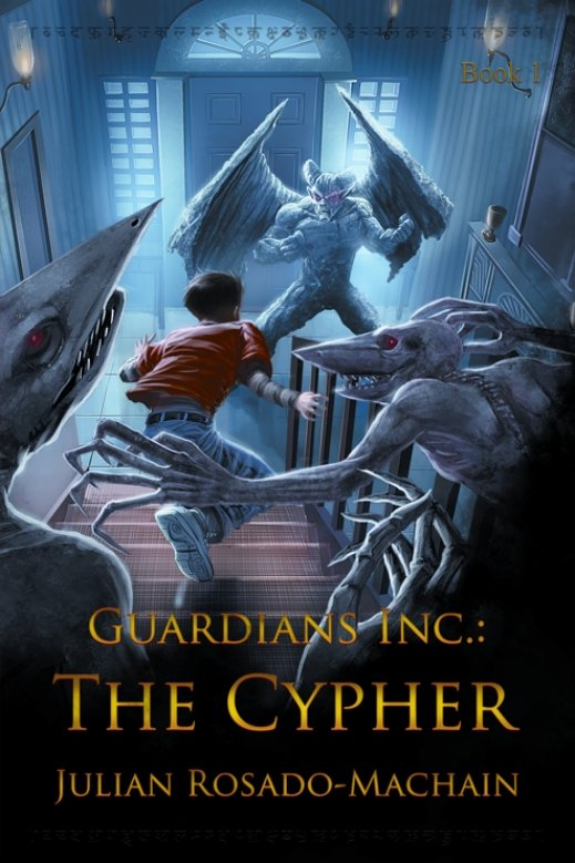 Guardians Inc The Cypher by JR Machain