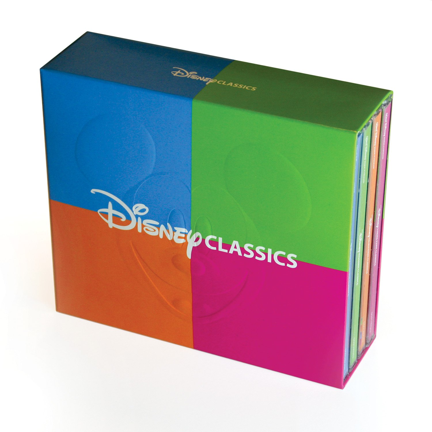 NOW AVAILABLE #DisneyClassicsBox Set