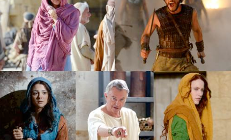 THE DOVEKEEPERS on CBS TONIGHT!! March 31 – April 1
