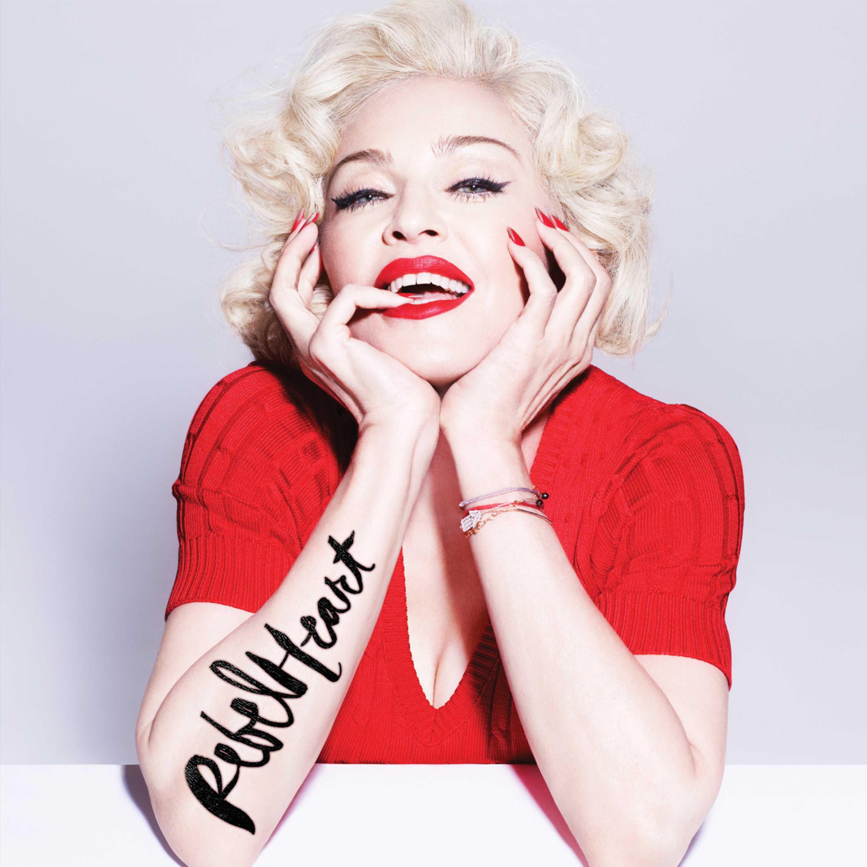 Madonna #RebelHeart #O2O