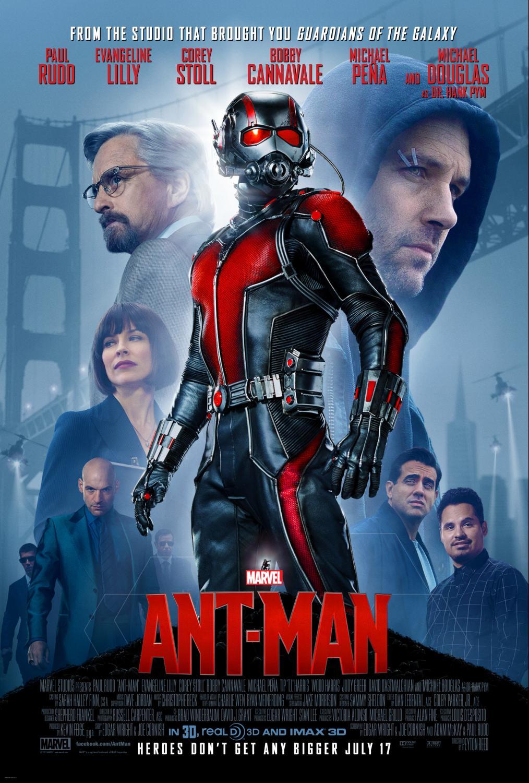 Marvel's Ant-Man Delivers Big