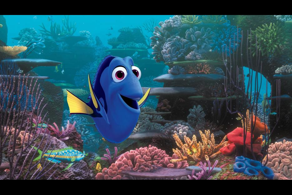 First Look at Disney's FINDING DORY – Have you seen her?