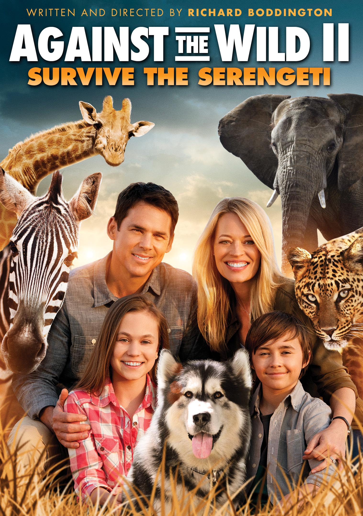 DVD Review & Giveaway: Against the Wild 2 – Survive The Serengeti #ATW2