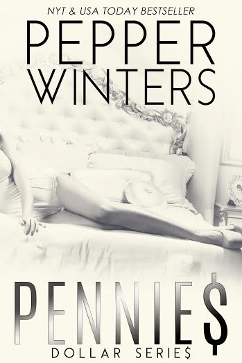 Life, Books, & Loves: PENNIES by Pepper Winters