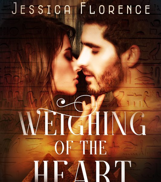 Life, Books, & Loves: Weighing of the Heart by Jessica Florence
