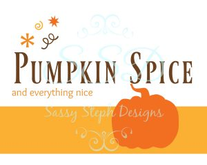 pumpkin spice example