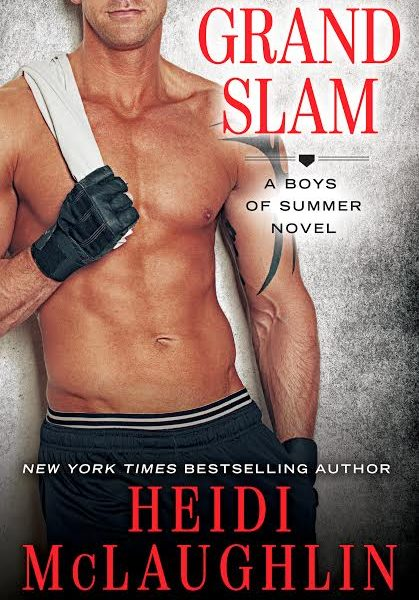 Life, Books, & Loves: Grand Slam: The Boys of Summer by Heidi McLaughlin