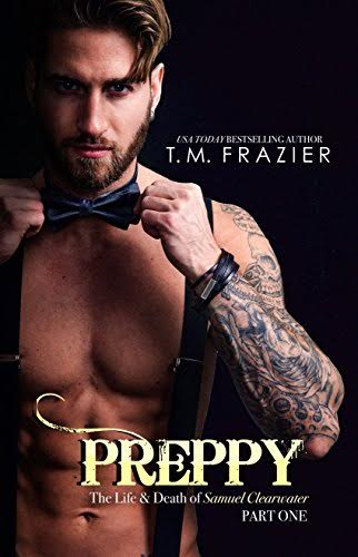 Life, Books, & Loves: Preppy by TM Frazier