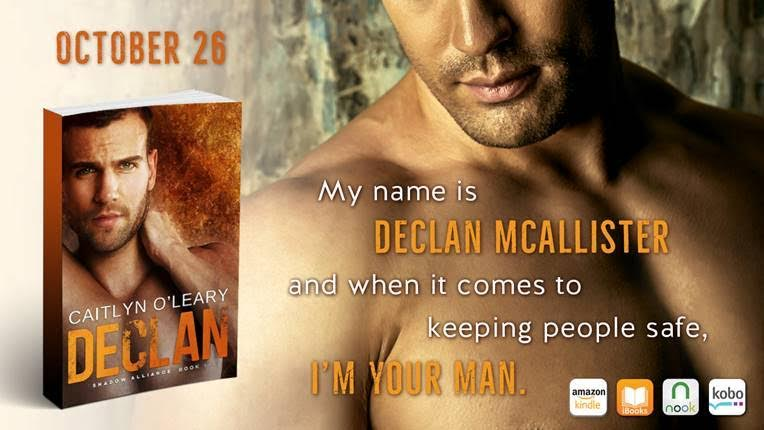 Life, Books, & Loves: Declan by Caitlyn O'Leary