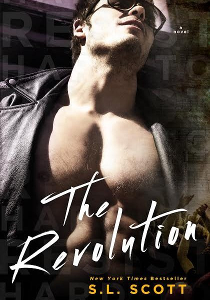 Life, Books, & Loves: THE REVOLUTION by SL Scott