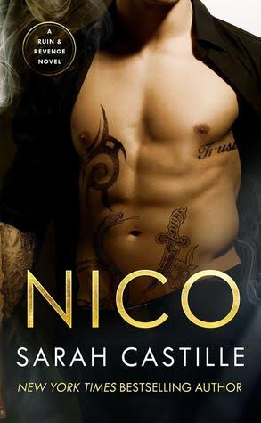 Life, Books, & Loves: Nico by Sarah Castille