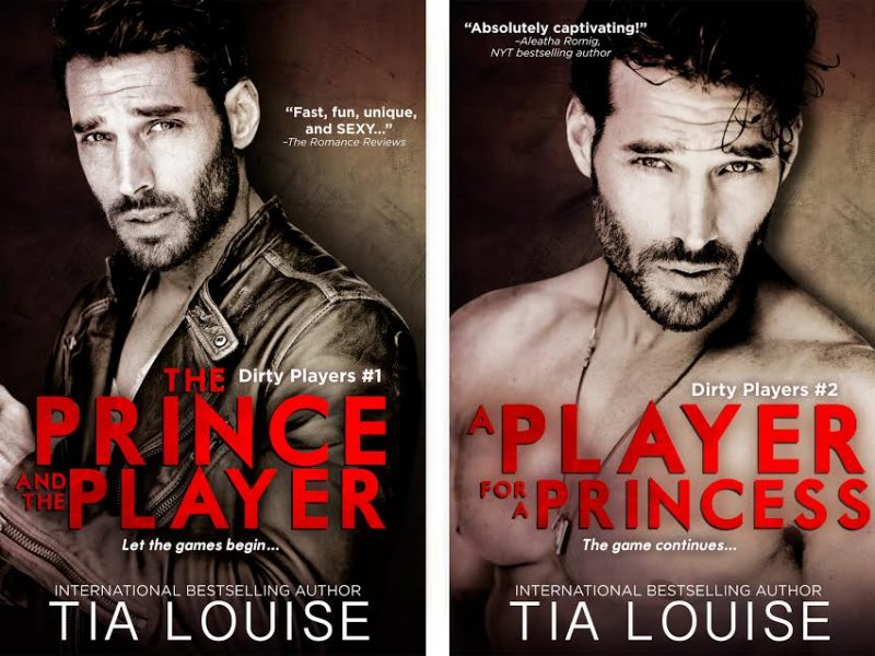 Life, Books, & Loves: The Dirty Players Duet By Tia Louise