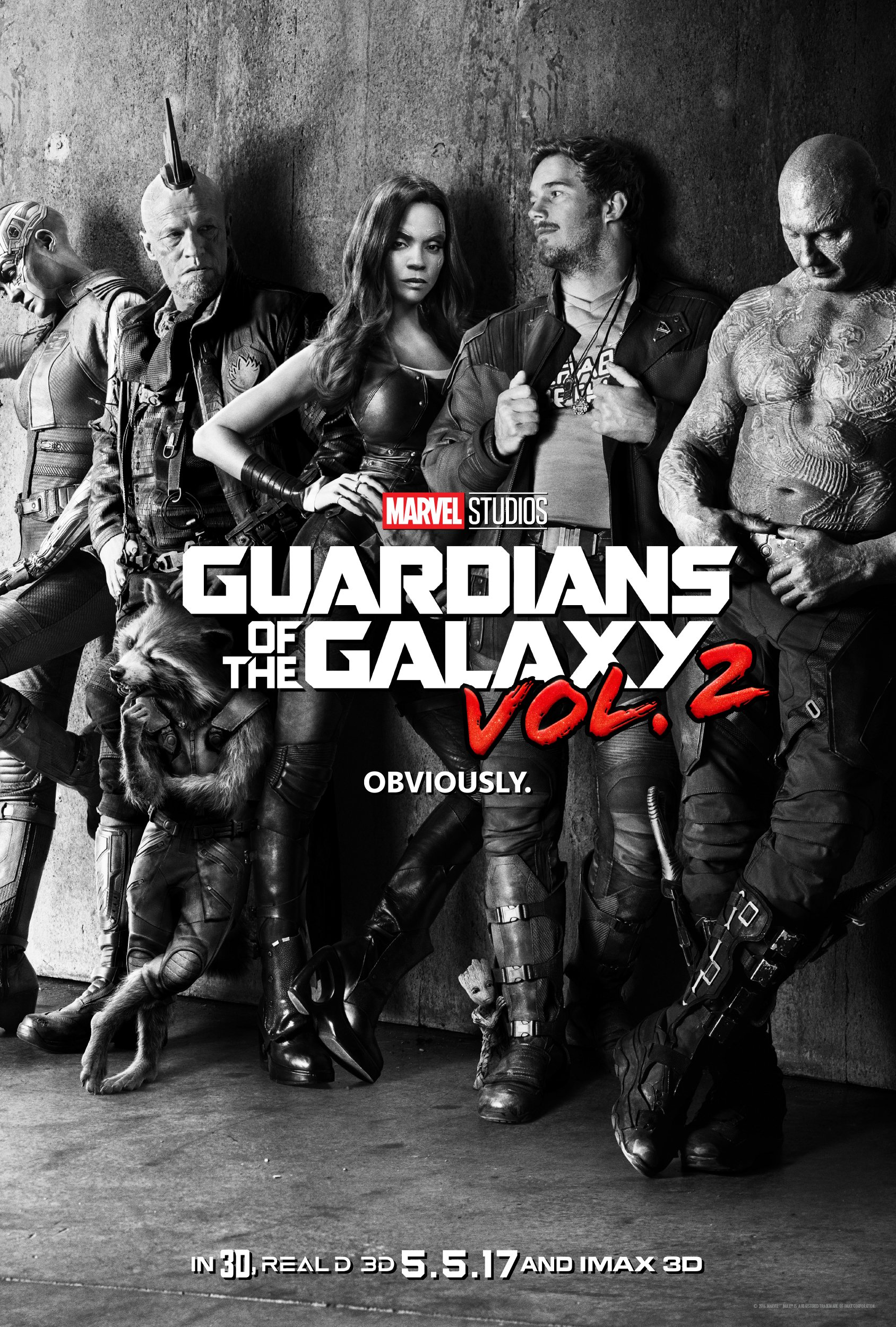 Marvel Studios' GUARDIANS OF THE GALAXY VOL. 2 New Trailer and Poster Now Available!