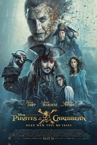PIRATES OF THE CARIBBEAN: DEAD MEN TELL NO TALES – New Featurette and TV Spot Now Available!