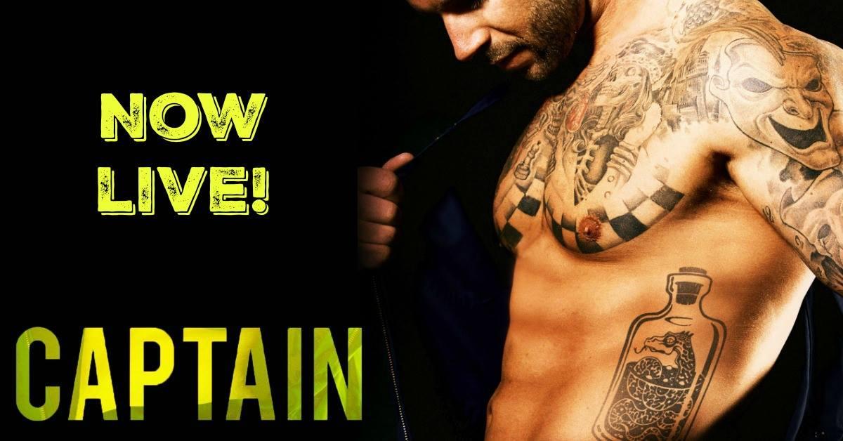 New Release: Captain by Lauren Rowe