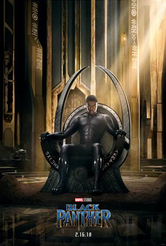 Marvel Studios' BLACK PANTHER – Teaser Trailer & Poster