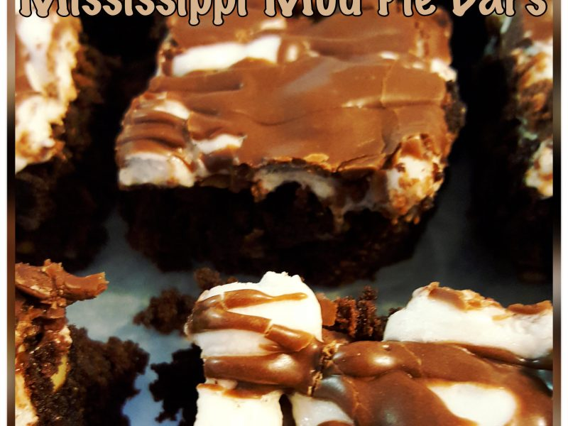 Life, Books, & Loves: Mississippi Mud Pie Bars