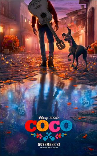 Disney•Pixar's COCO – New Trailer