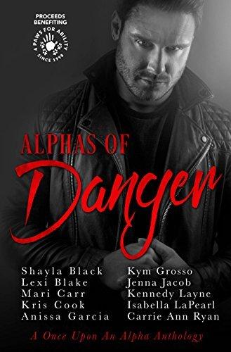 Alphas of Danger Anthology is LIVE