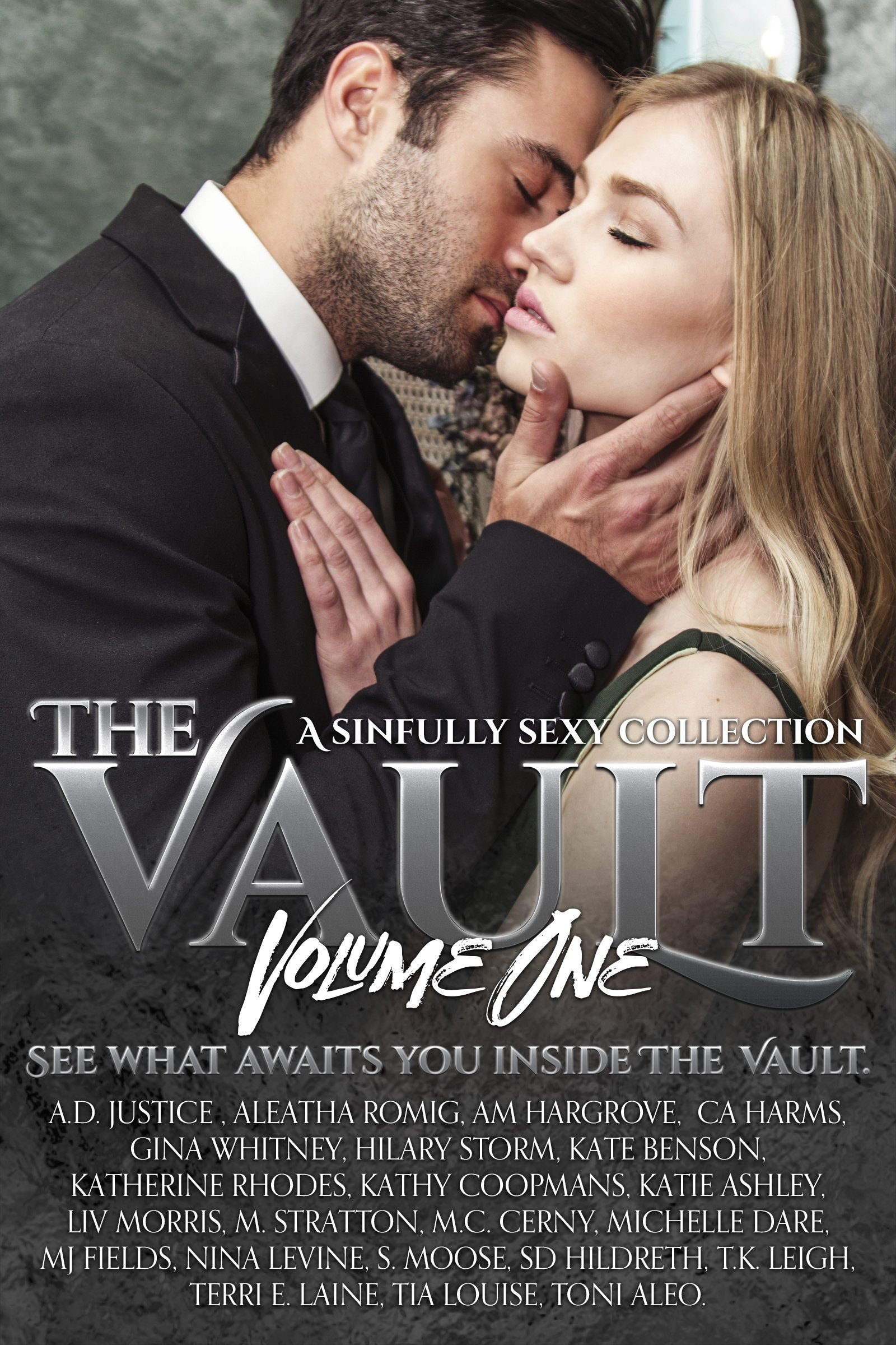 Cover Reveal: The Vault