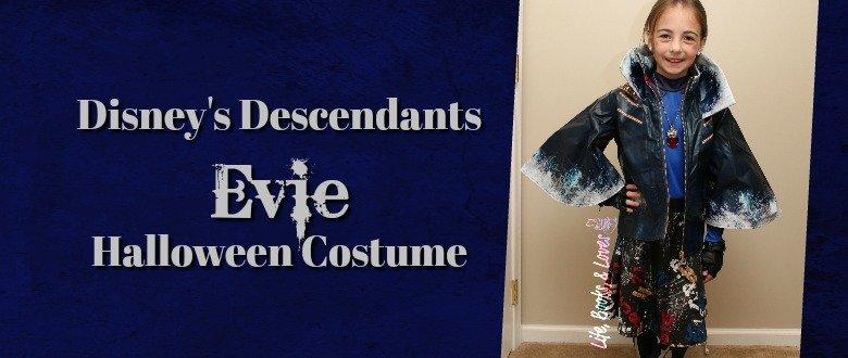 Disney's Descendants Evie costume review