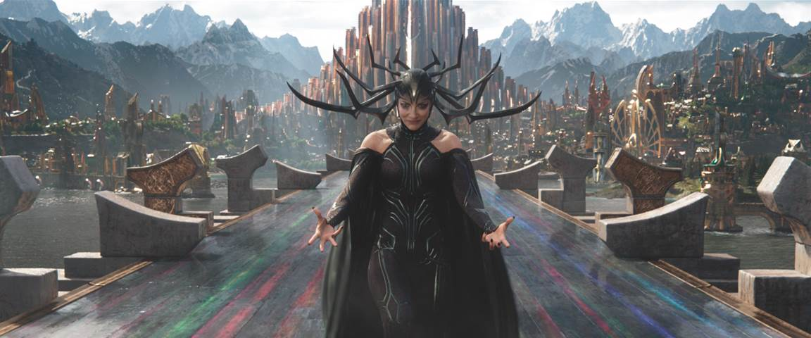 THOR: Ragnarok Fun Facts & Female Villain Featurette