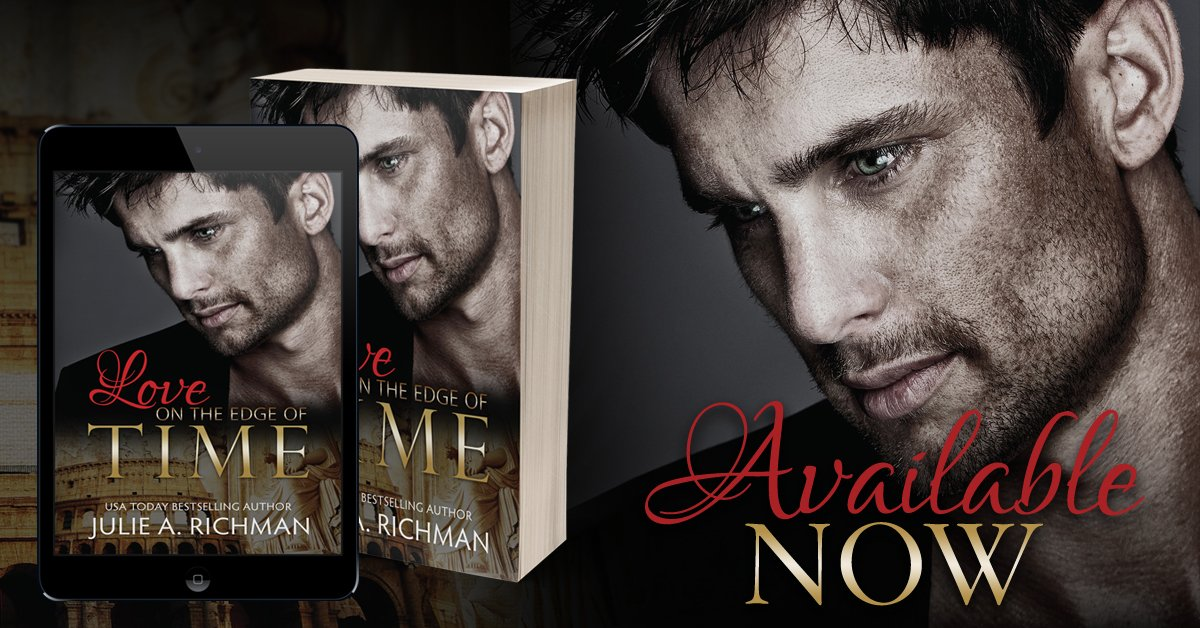 Blog Tour LOVE ON THE EDGE OF TIME by Julie A. Richman