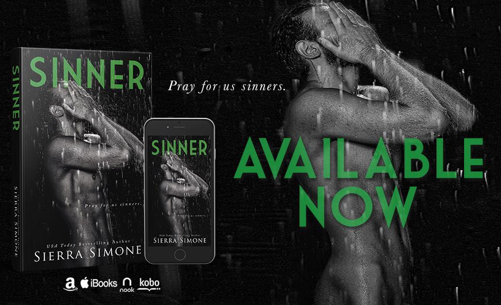Release Blitz and Review: Sinner by Sierra Simone