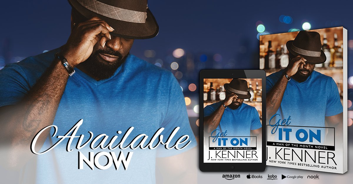 Release Blitz: Get It On by J. Kenner
