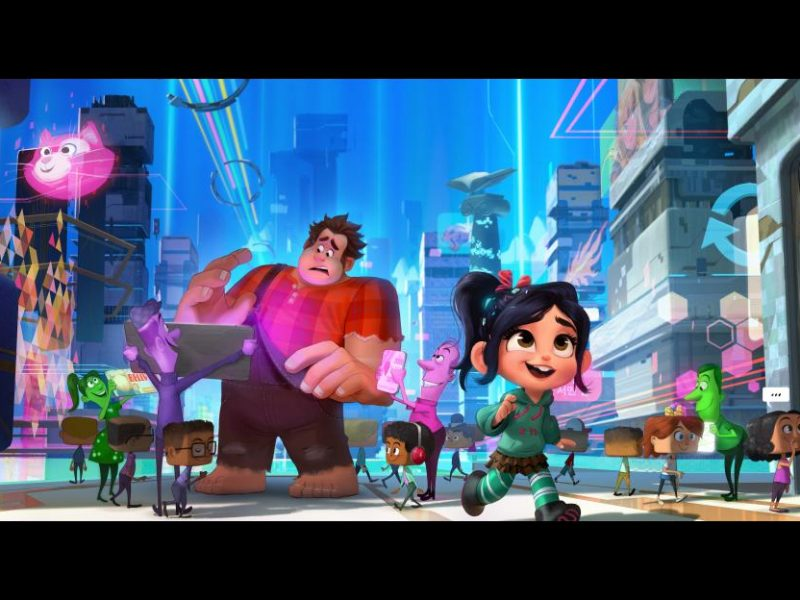 Wreck It Ralph Breaks the Internet