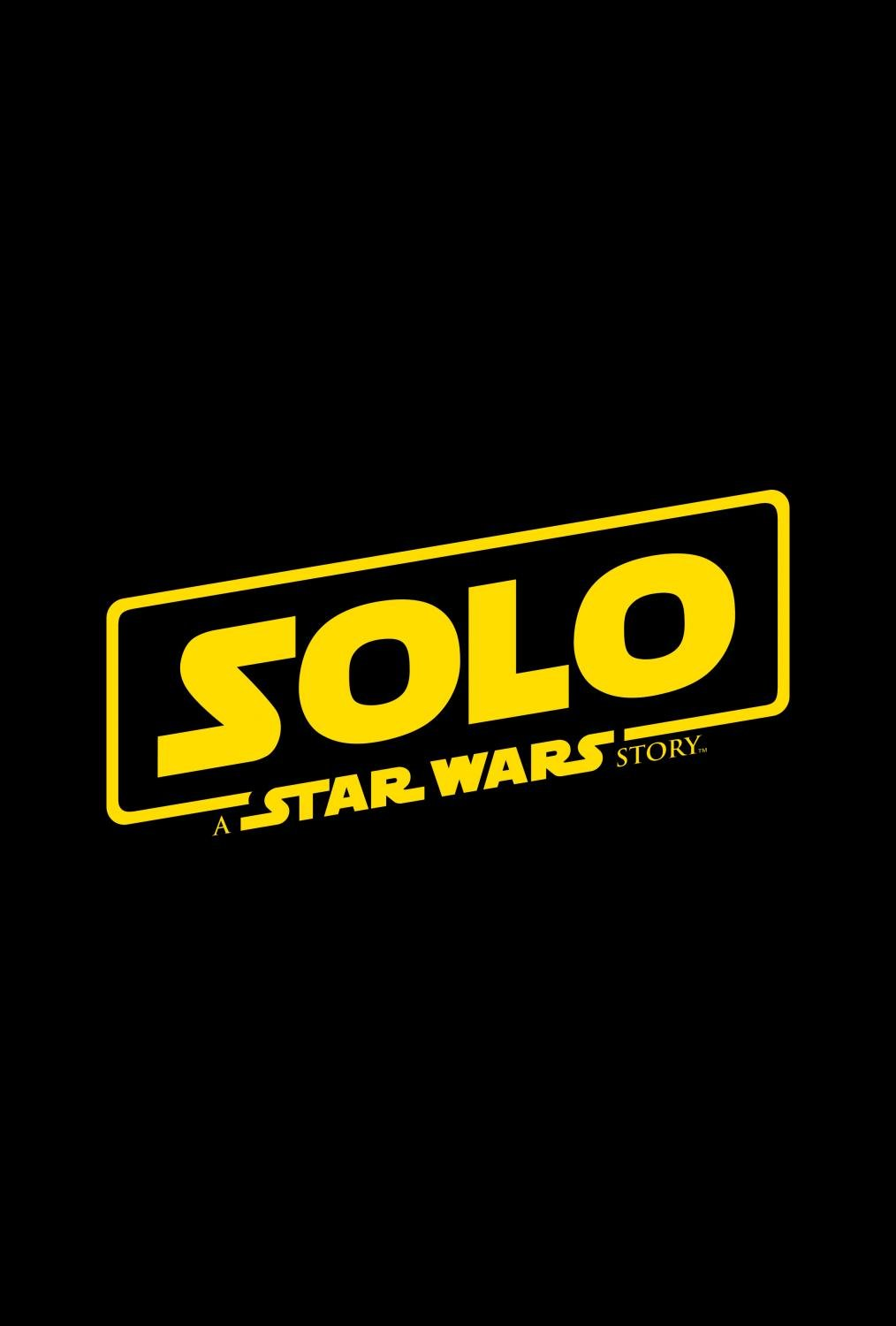 Solo: A Star Wars Story Poster Reveal
