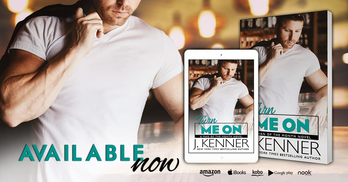 Have you One-Clicked Turn Me On by J. Kenner??