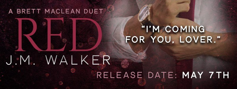 Check out this excerpt from RED by JM Walker!!