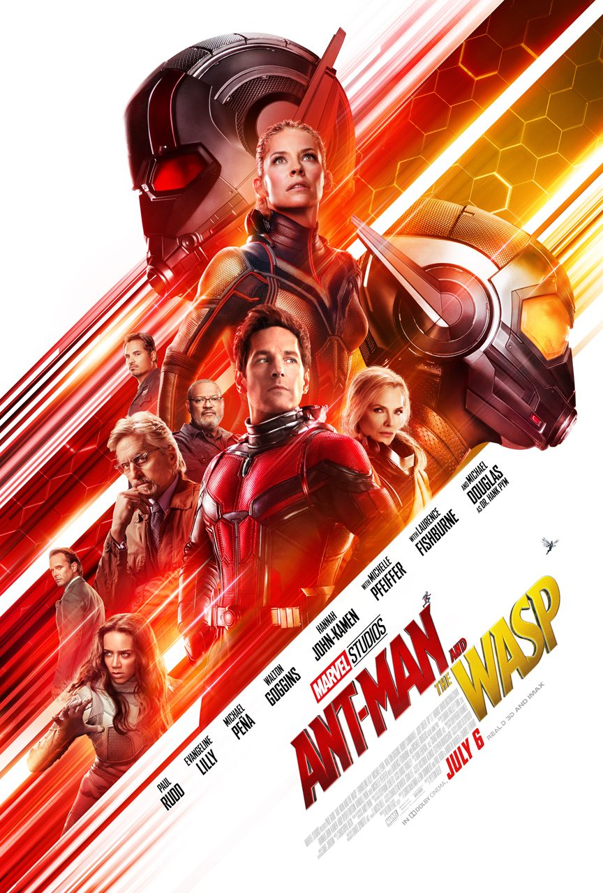 Ant Man & WASP