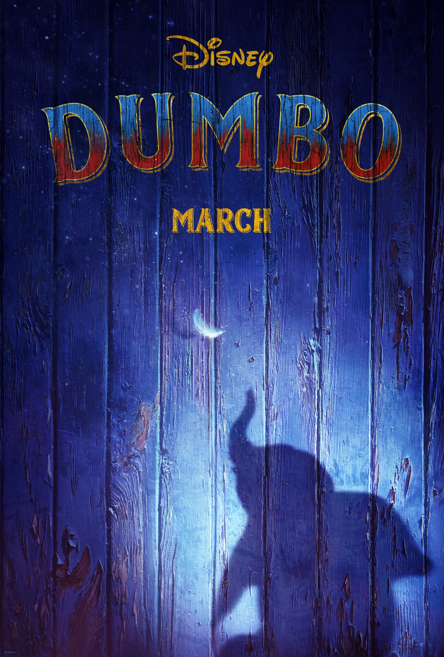 DUMBO Teaser Trailer – A Feast for the Eyes and Heart