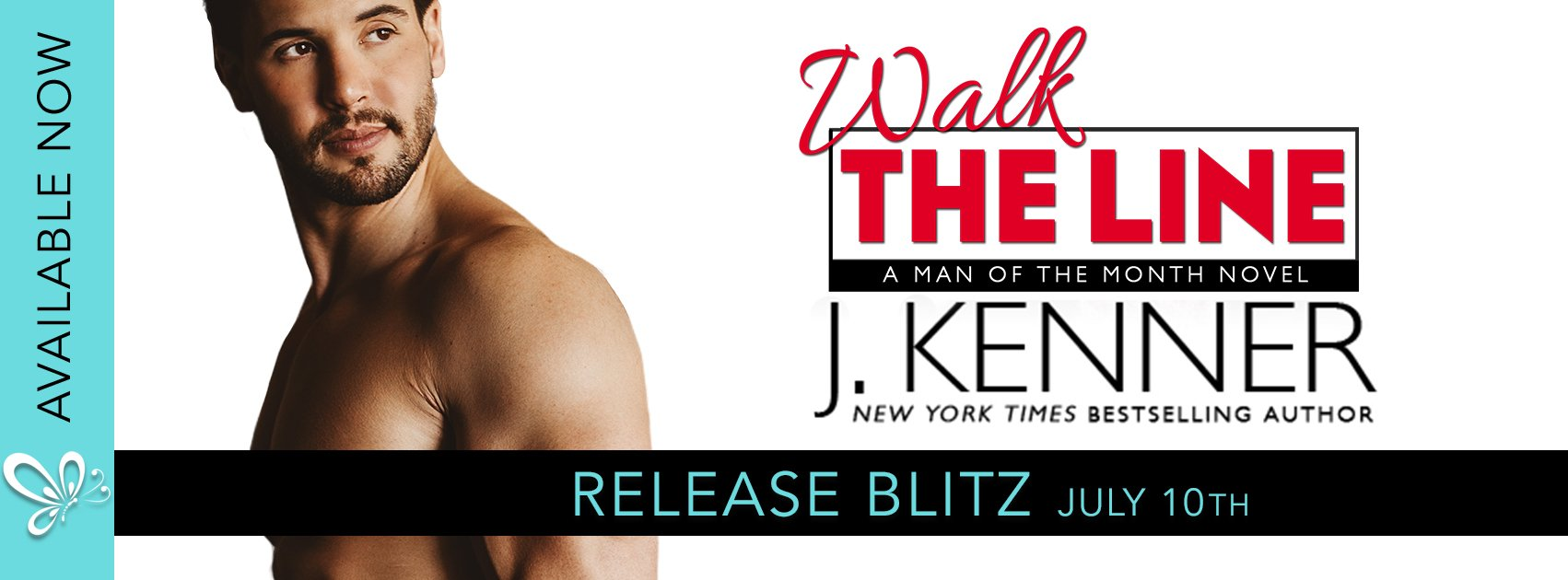 Walk the Line by J. Kenner is LIVE