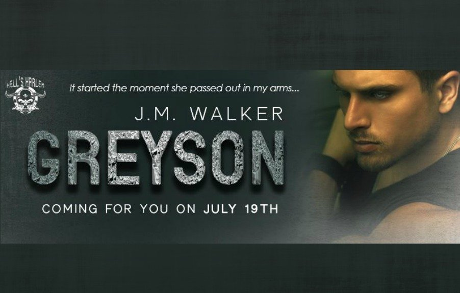 Scream it from the mountain tops…GREYSON by J.M. Walker is LIVE!!!!