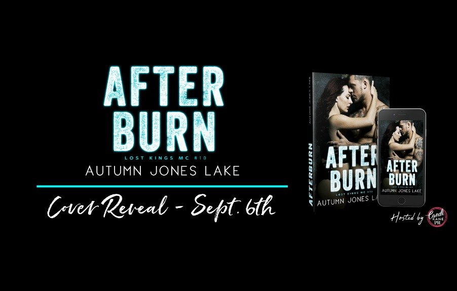 Take a look at the cover for After Burn by Autumn Jones Lake