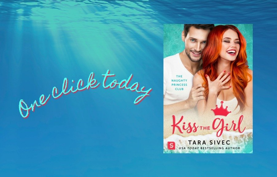 Looking for a good laugh? Then one click Kiss the Girl by Tara Sivec!