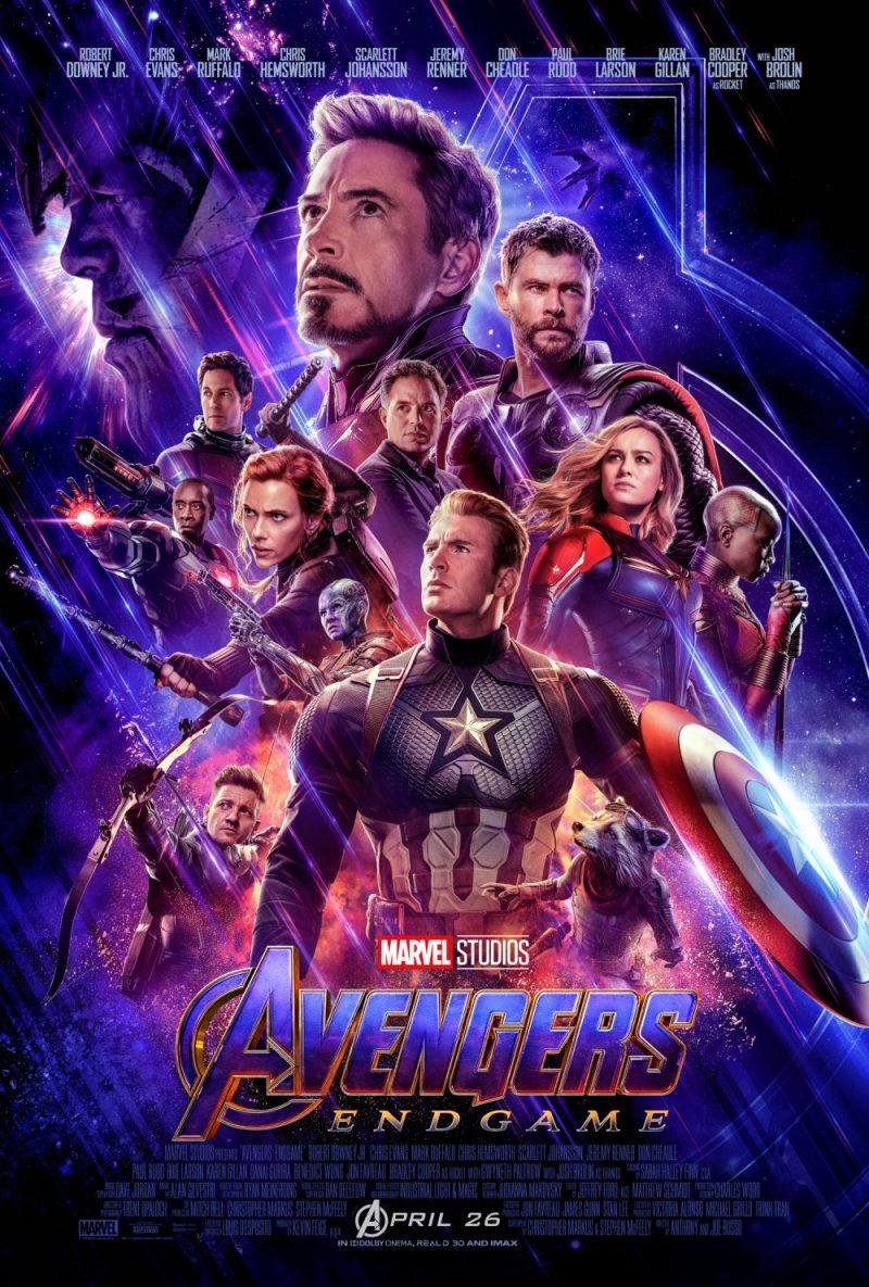 Avengers: Endgame Trailer 2 – Thor meets Captain Marvel