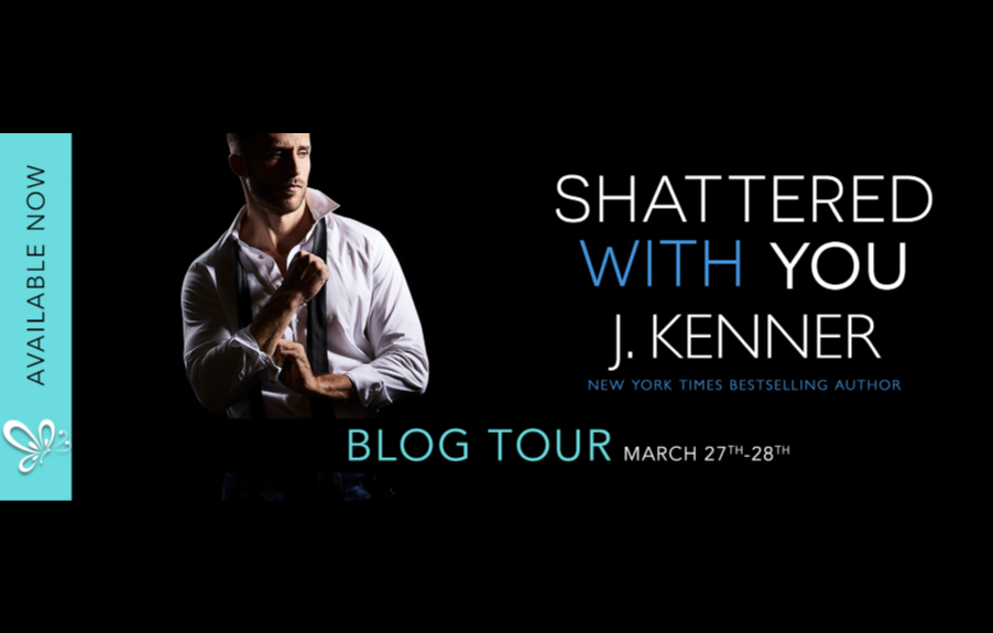 Check out an excerpt from Shattered With You by J. Kenner