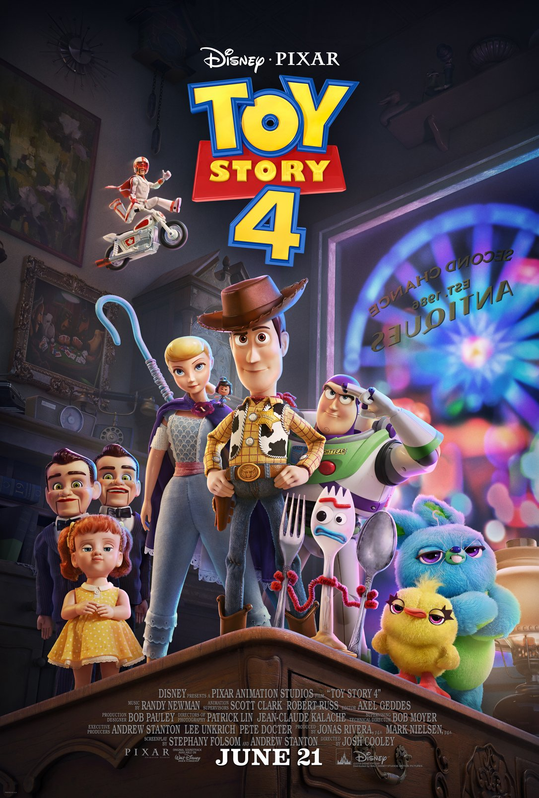 Toy Story 4 – Full-length Trailer Makes You Cry