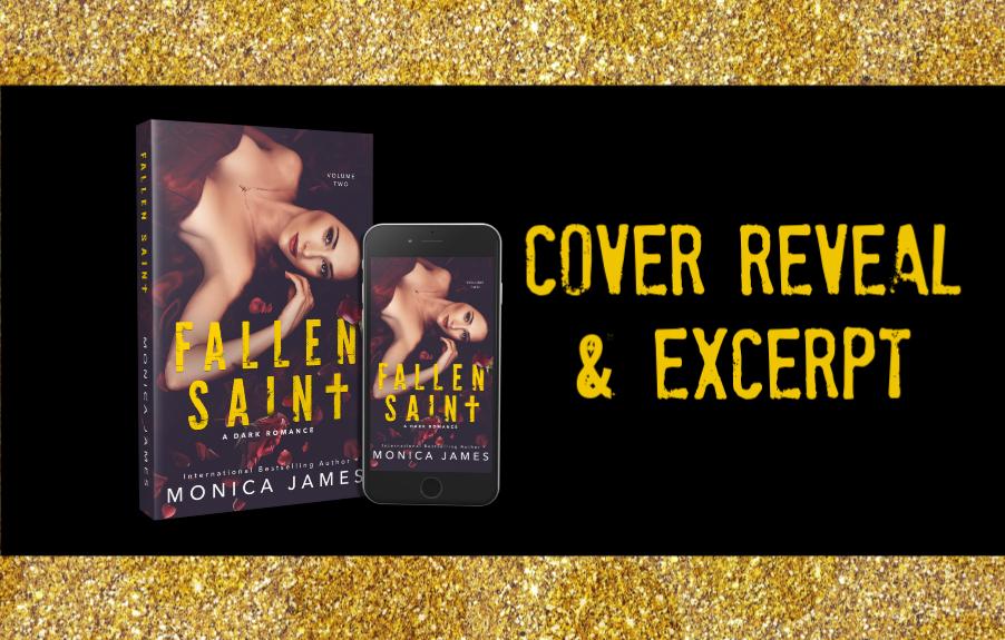 Fallen Saint Cover Reveal & Excerpt