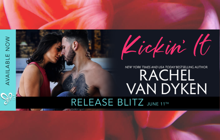 Kickin' It, book 2 in this sexy Red Card series by #1 New York Times bestselling author Rachel Van Dyken