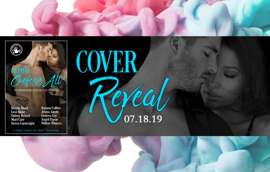 Cover Reveal for ALPHAS CONFESS ALL ANTHOLOGY!
