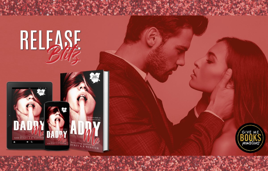 Daddy Me is LIVE! A hot,instalovestandalone for your lunchtime read.