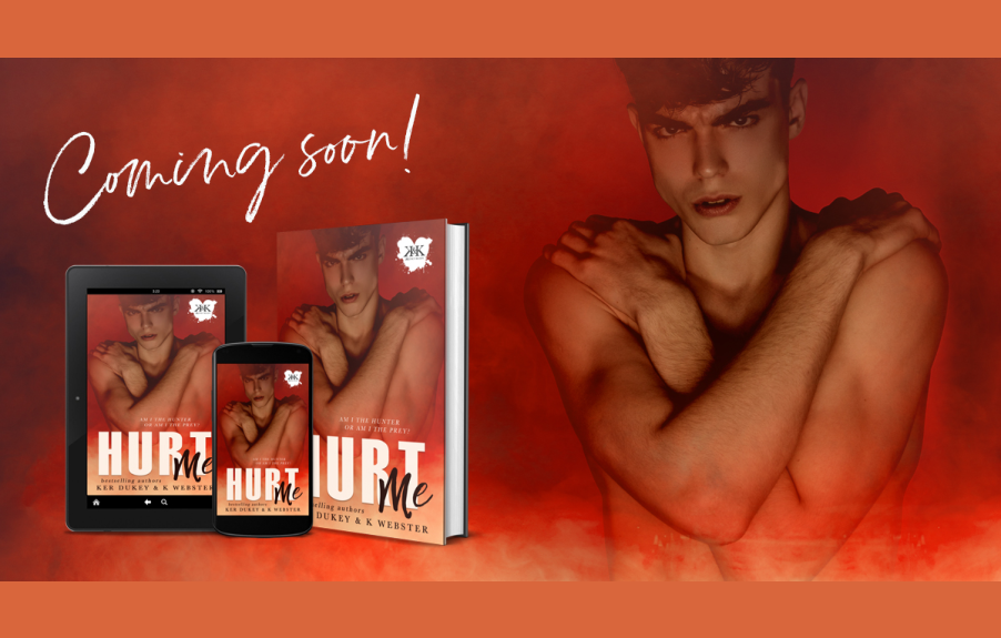 HURT ME COVER REVEAL!