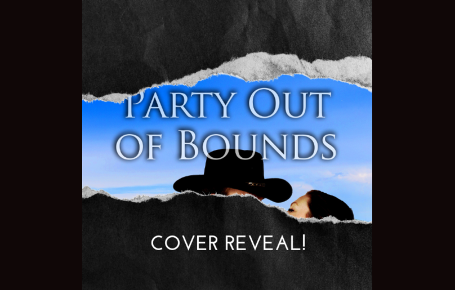 Party Out Of Bounds Cover Reveal